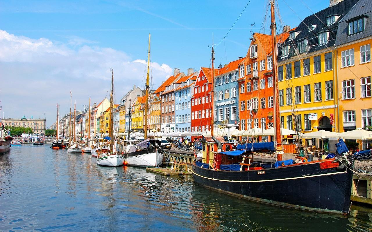 Chuyển phát nhanh Fedex đi Đan Mạch