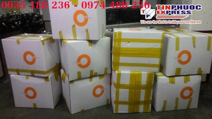 Công ty vận chuyển hàng hóa quốc tế tại Hóc Môn