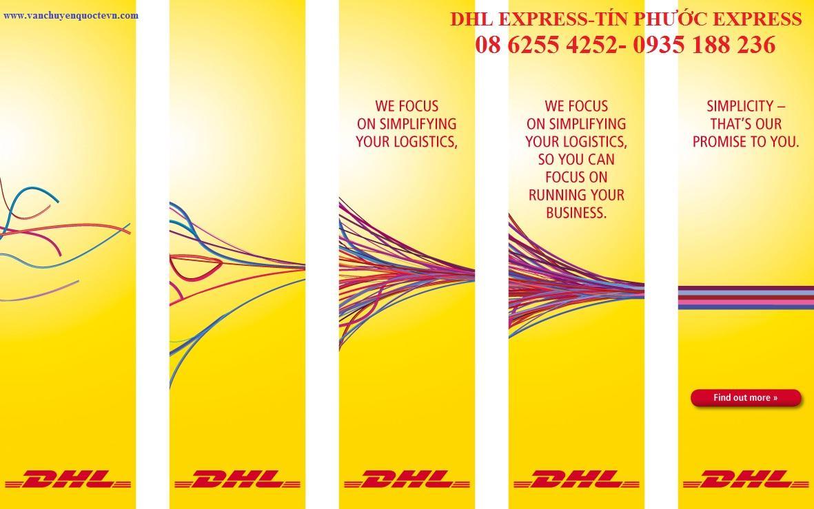 Đại lý DHL ở Huế