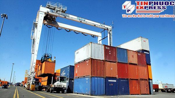 Đơn vị vận chuyển hàng hoá đi nước ngoài