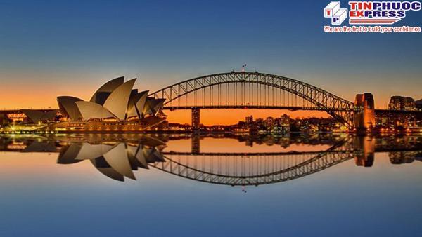 Vận chuyển hồ sơ giấy tờ sang Úc giá rẻ